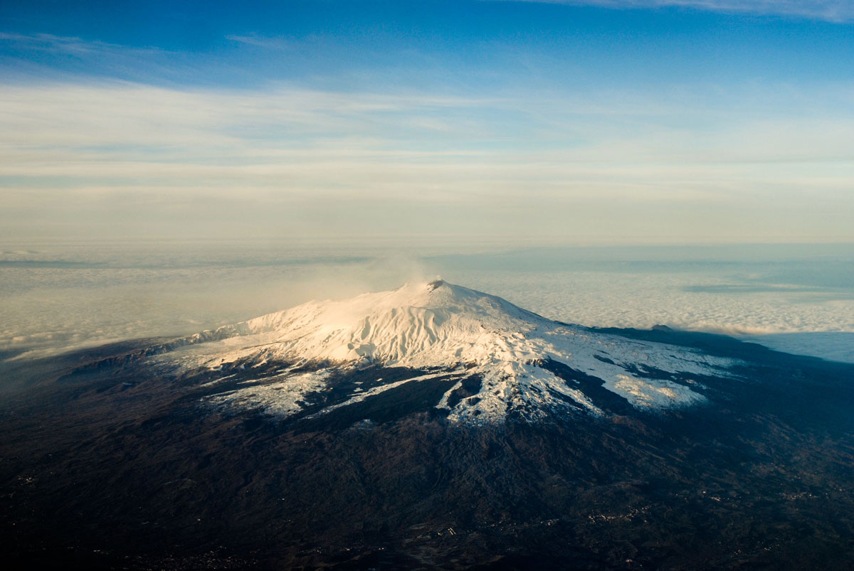 Etna excursion – Volcanology, history, secrets