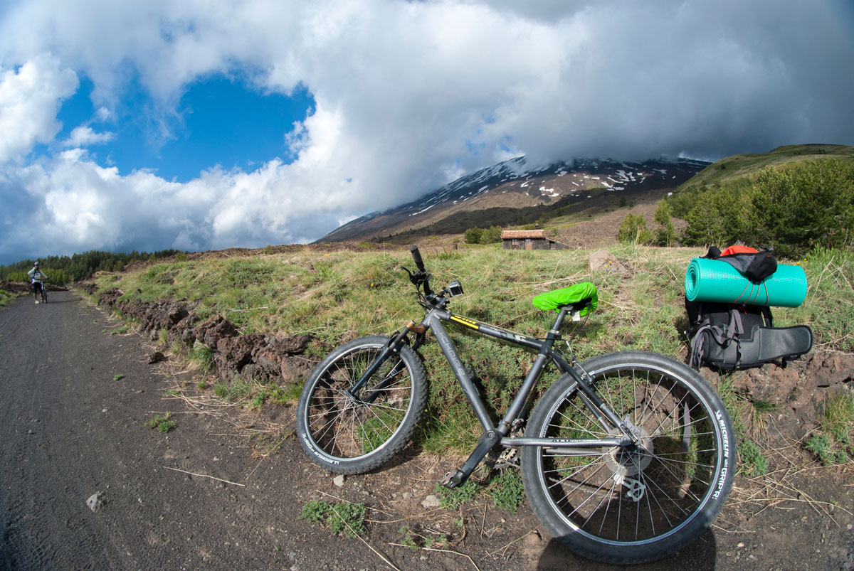 Etna e-bike Grand Tour