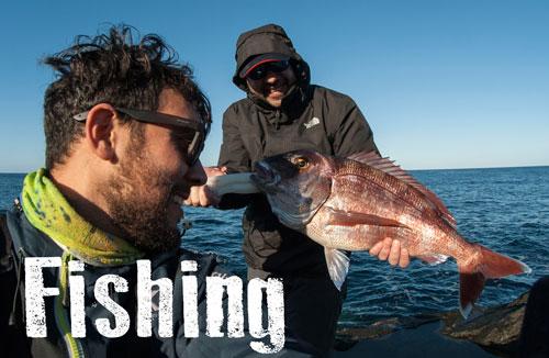 Fishing in Sicily