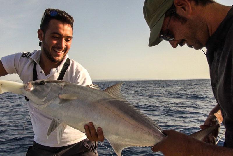 egadi fishing