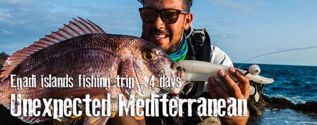 Egadi Fishing Trip