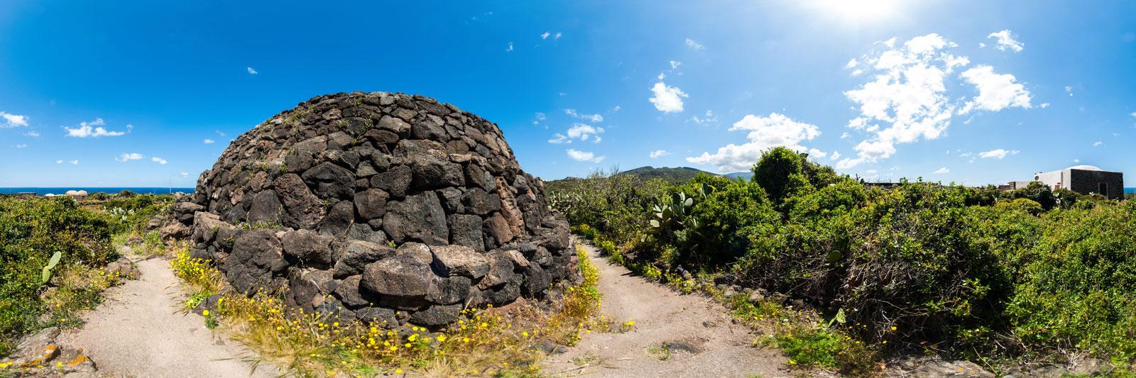 Tour guide Pantelleria